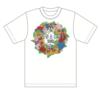 HANAEMI リース Tシャツ(WHITE)