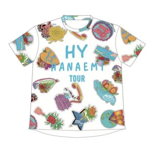 HANAEMI POP Tシャツ