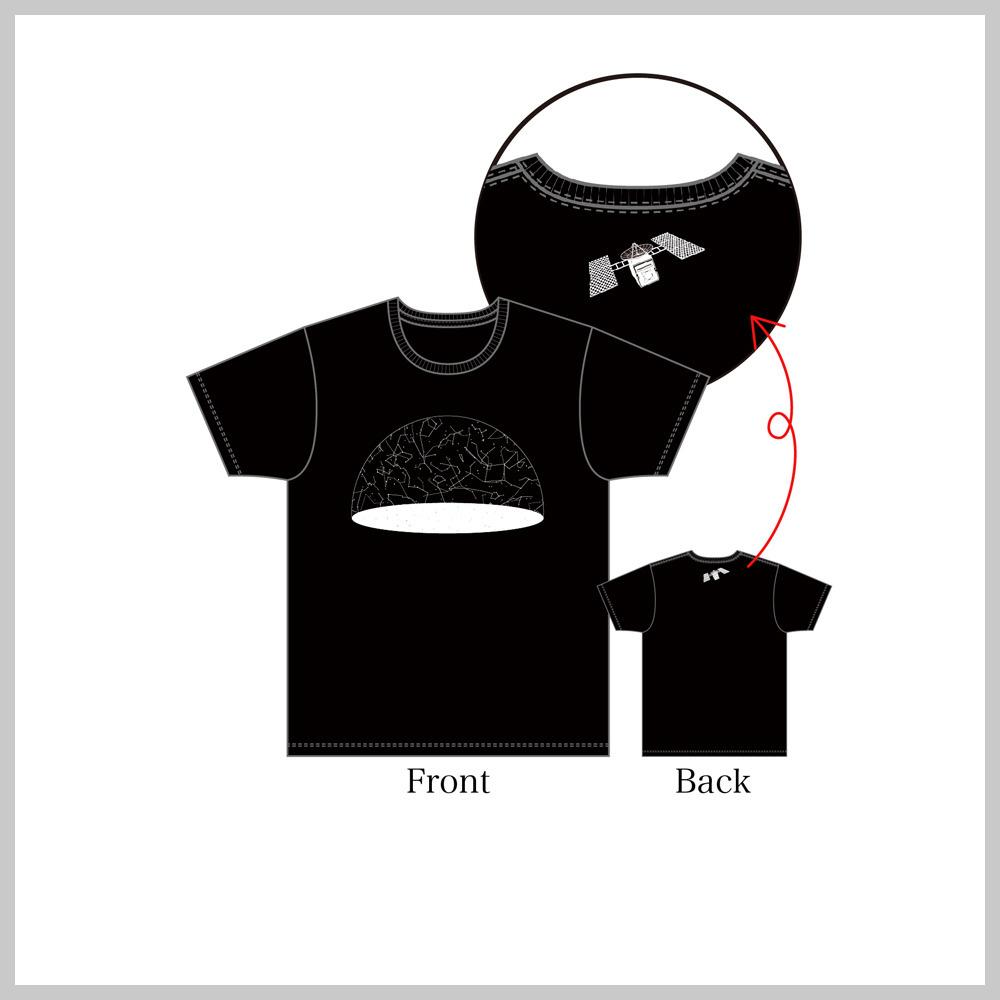 天体 Tシャツ