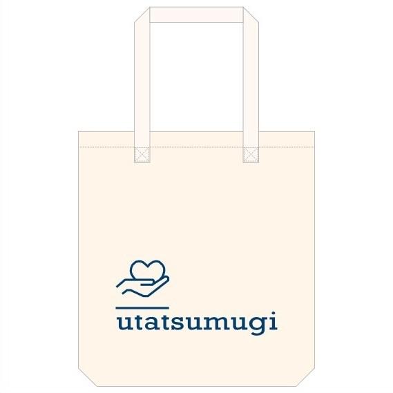 ウタツムギ トートバッグ