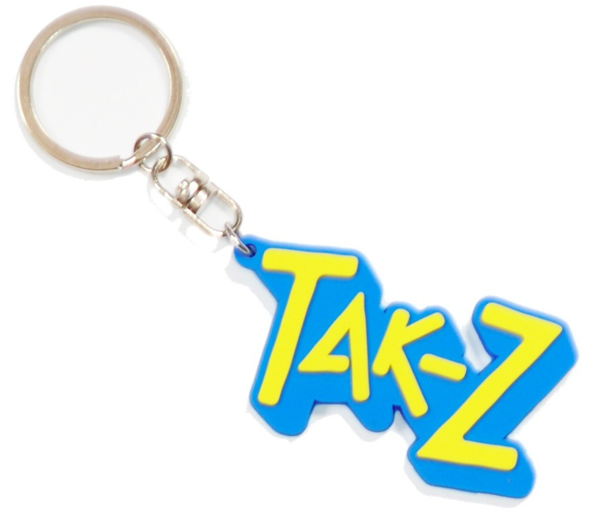 TAK-Zキーホルダー(BLUE)