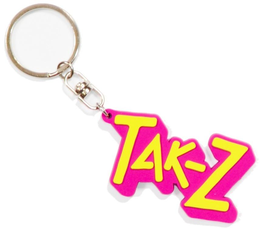 TAK-Zキーホルダー(PINK)