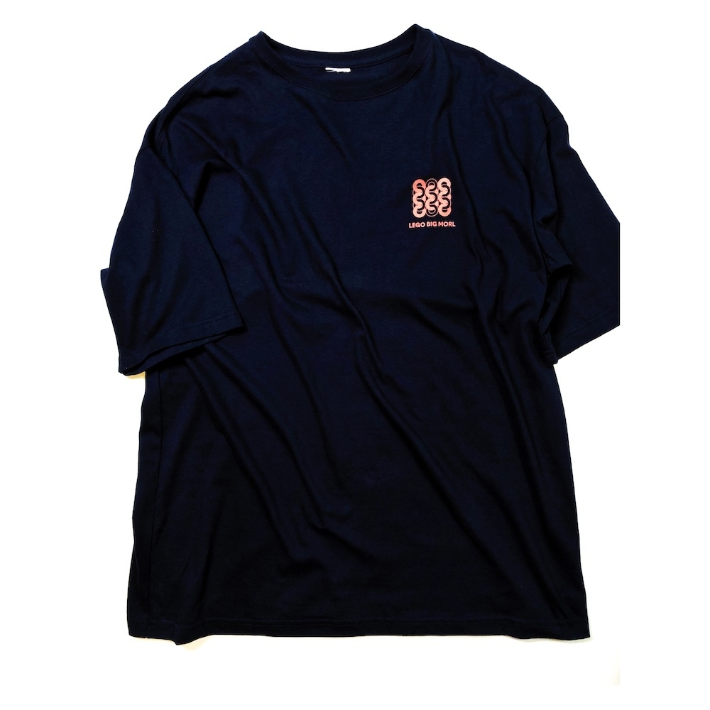 十五輪 Big Tee(Navy)