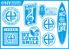 『LOVE&SMILE~Let's walk with you~』ステッカーシート