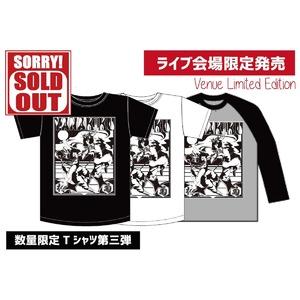 <数量限定Tシャツ第三弾>柳菊忍者Tシャツ