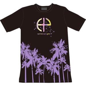 星空パームTシャツ